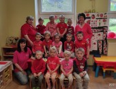 Barevná školka 2021